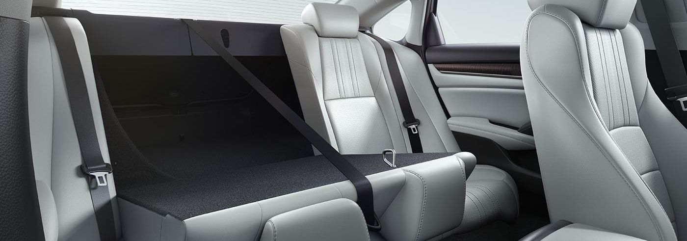 2019 Honda Accord Cargo Room