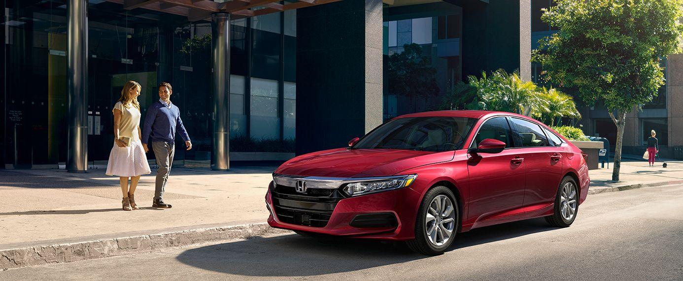 2019 Honda Accord Leasing near Manassas, VA