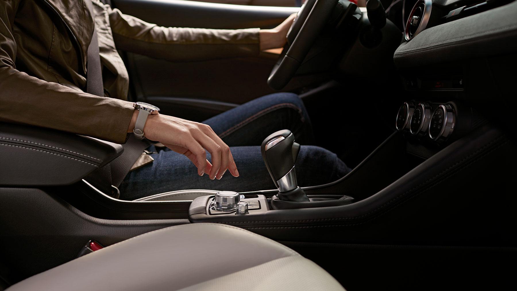Interior Amenities in the Mazda CX-3