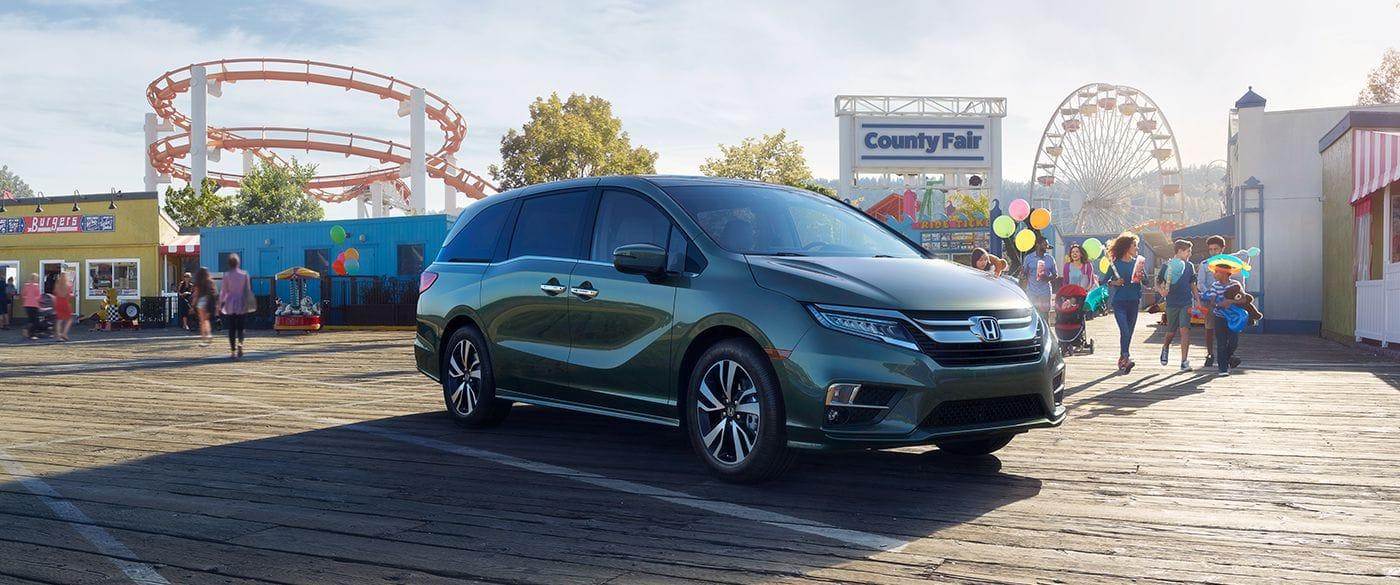 2019 Honda Odyssey vs 2019 Kia Sedona in Dover, DE