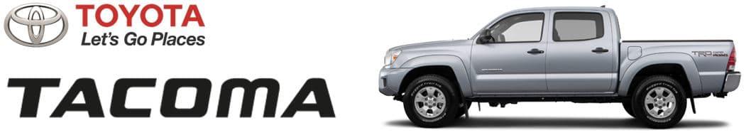 Toyota Tacoma Recommended Maintenance | Goleta, CA, Toyota