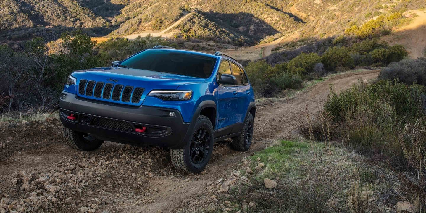 2019 Jeep Cherokee Financing near Oak Lawn, IL
