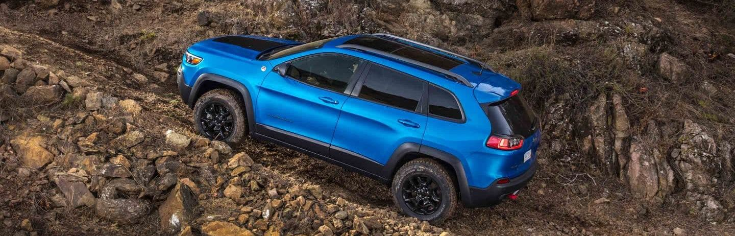 2019 Jeep Cherokee Leasing near Oak Lawn, IL