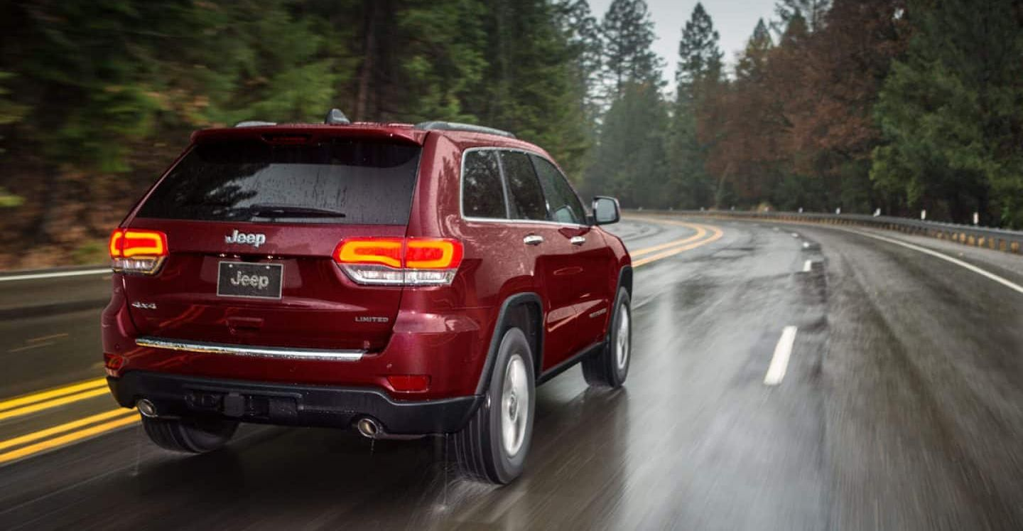 2019 Jeep Grand Cherokee Leasing near Oak Lawn, IL