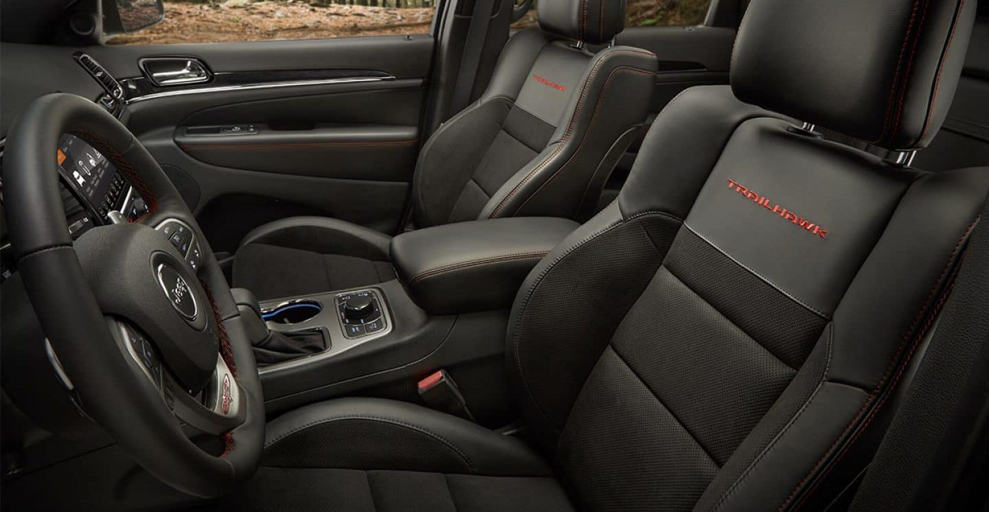 Cozy Seating the Jeep Grand Cherokee