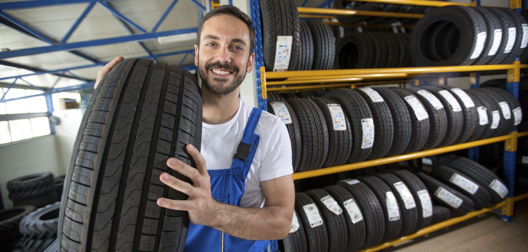 Winter Tire Shopping near Smyrna, DE