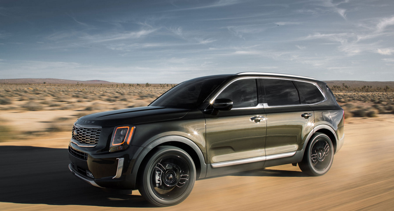 2020 Kia Telluride for Sale near Adkins, TX