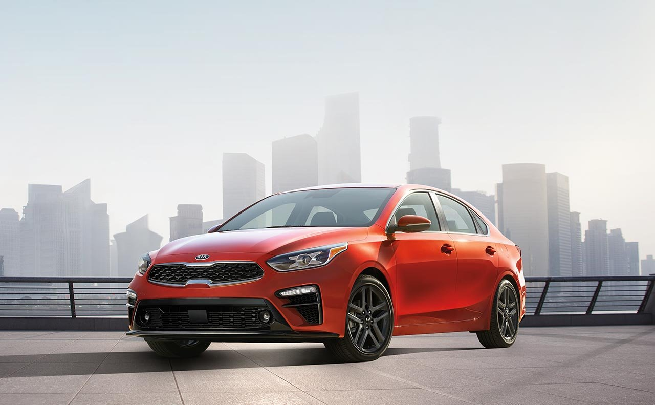 2019 Kia Forte Financing near Longview, TX