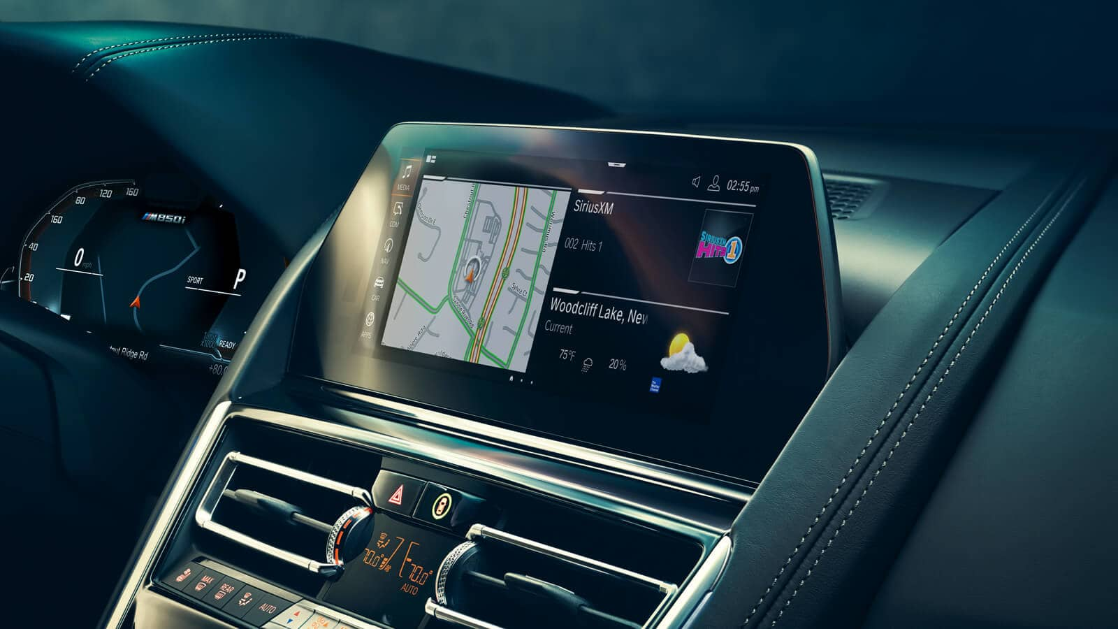 Advanced Tech in the BMW 8 Series