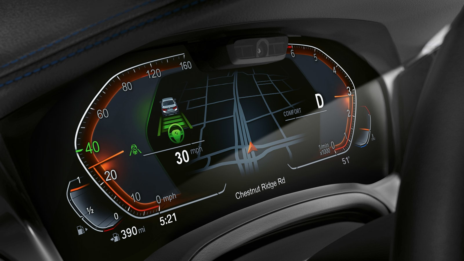 Technology in the BMW 3 Series