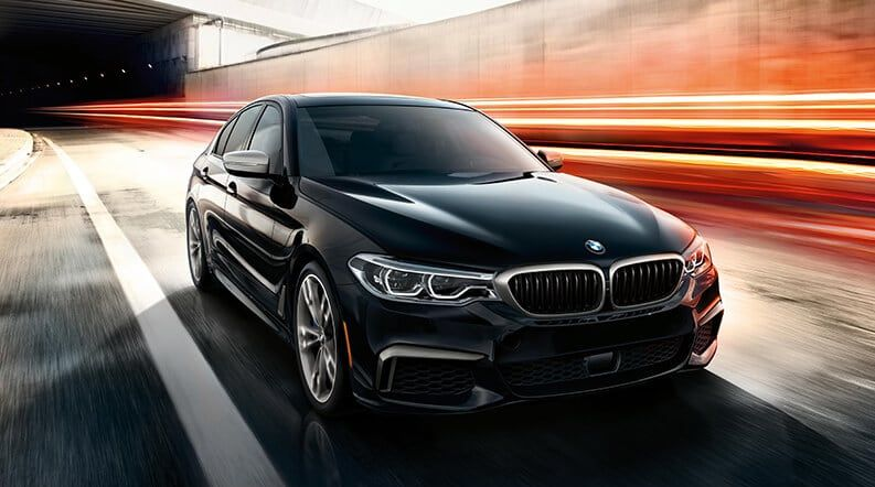 2019 BMW 5 Series Leasing near Whiting, IN