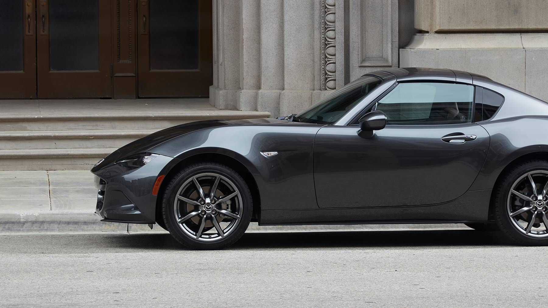Mazda Mx 5 Miata >> New 2019 Mazda Mx 5 Miata Rf Grand Touring