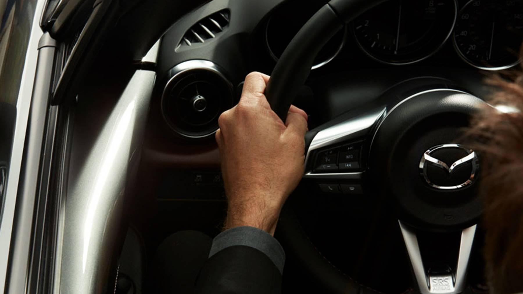 Control Your Audio Easily in the Mazda MX-5 Miata RF!