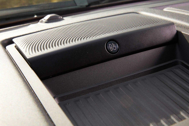 Premium Audio in the 2019 Ford F-150