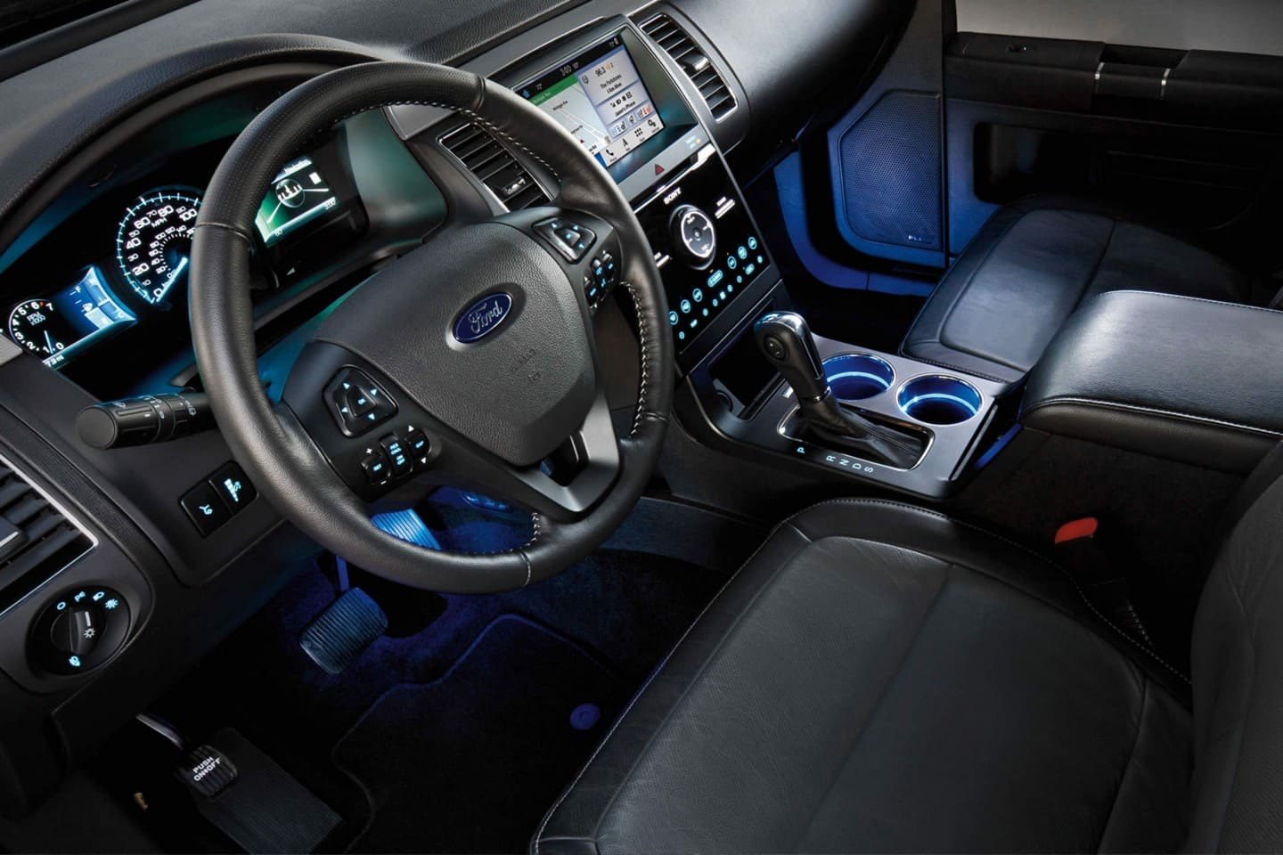 Inviting Interior of the 2019 Ford Flex