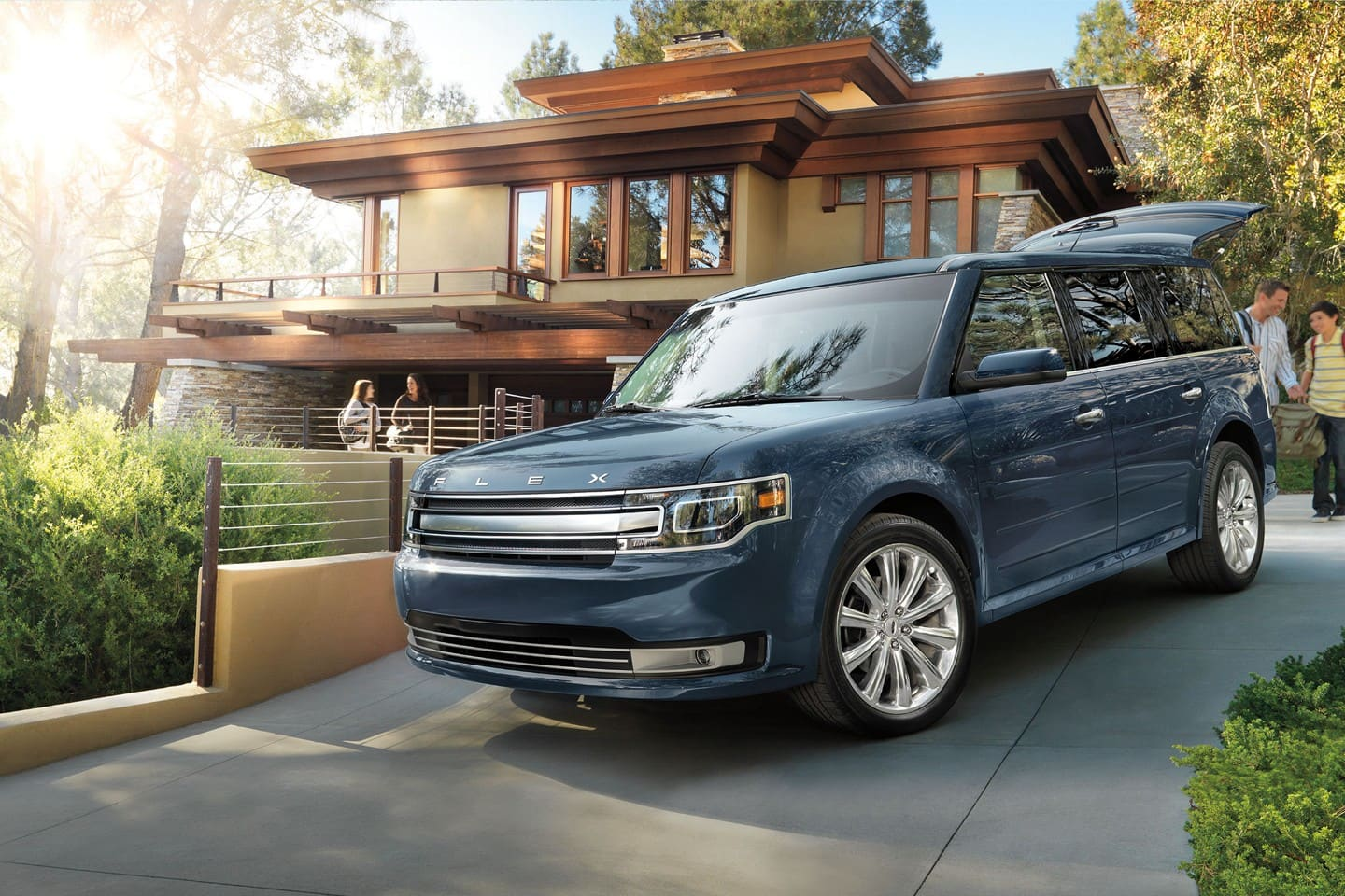 2019 Ford Flex Leasing near Mesquite, TX