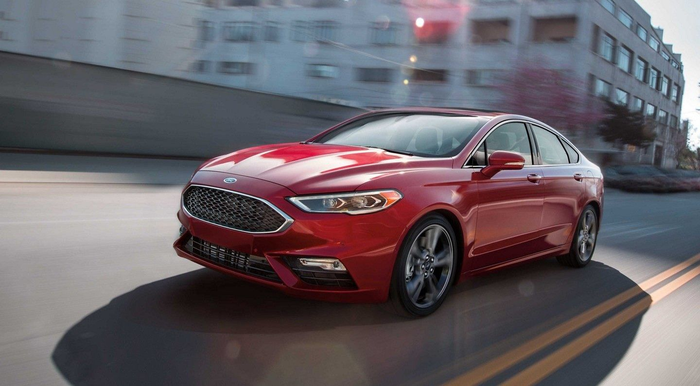 2019 Ford Fusion Financing near Mesquite, TX