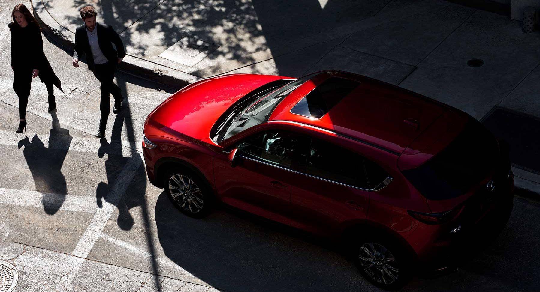2019 Mazda CX-5 Leasing near Davis, CA
