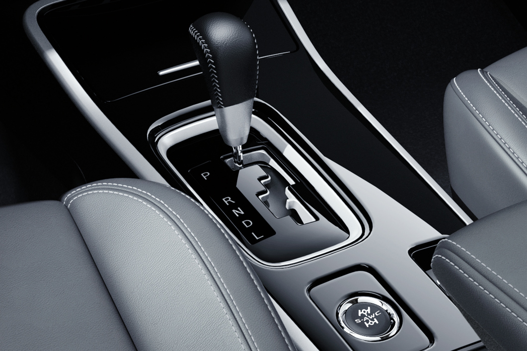 Drive in Style in the Outlander!