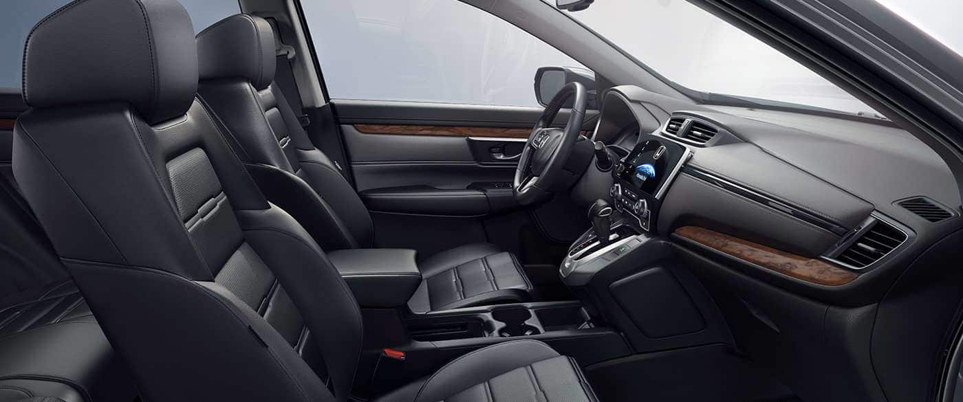 Spacious Cabin of the 2019 Honda CR-V