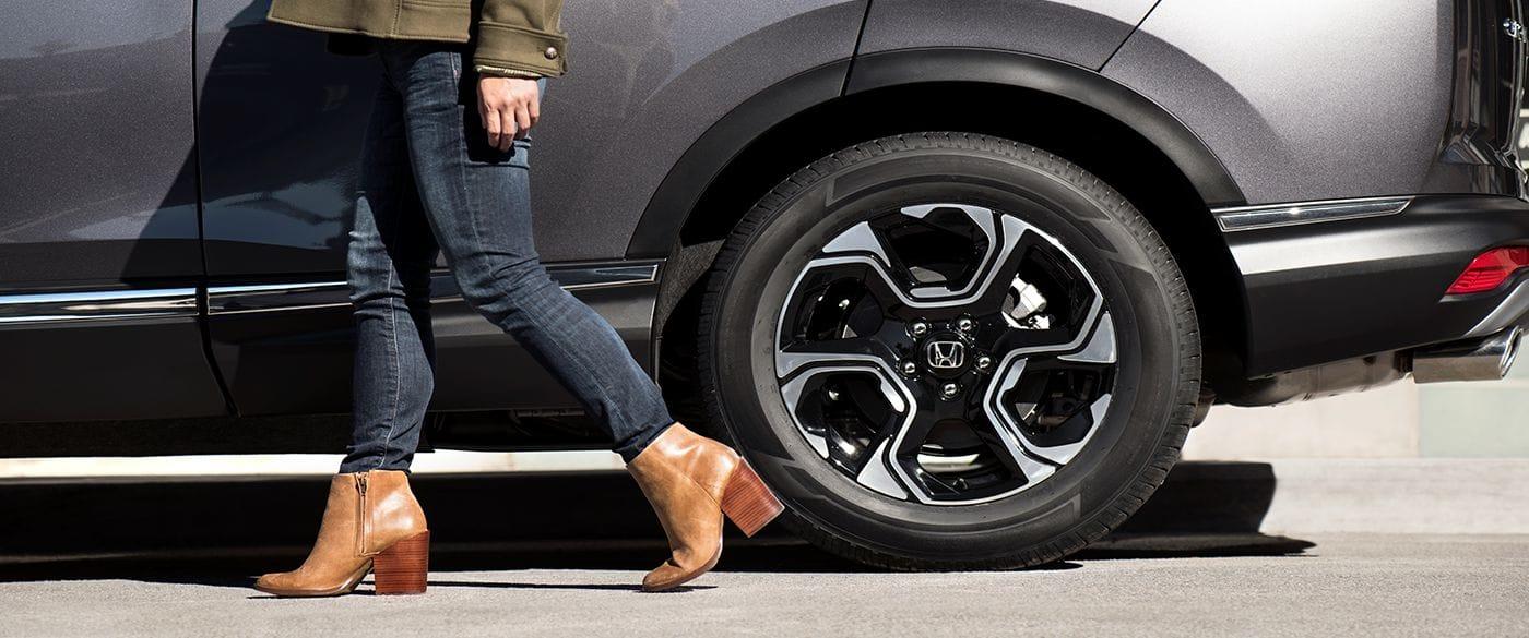 Striking Wheels of the 2019 CR-V