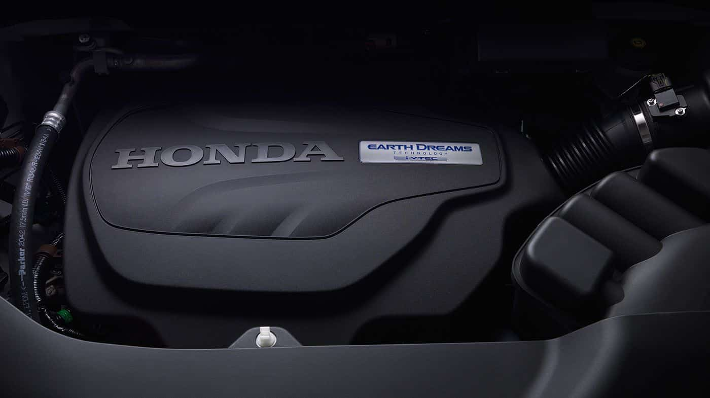 Engine in the 2019 Honda Pilot