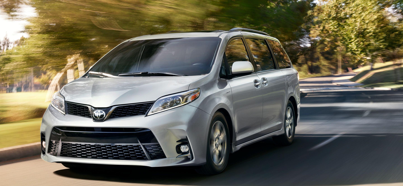 2019 Toyota Sienna Financing near Palo Alto, CA