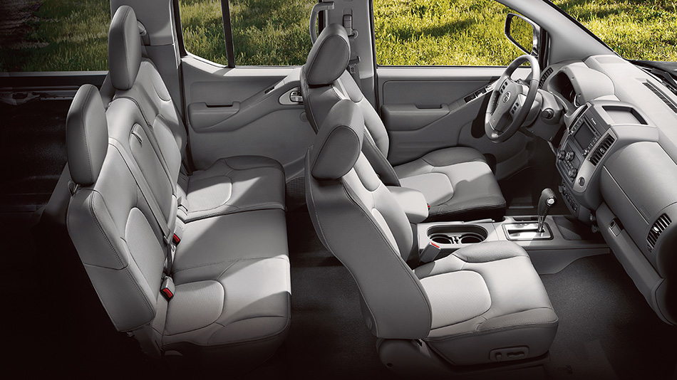 Plenty of Room for Everyone in the 2019 Frontier