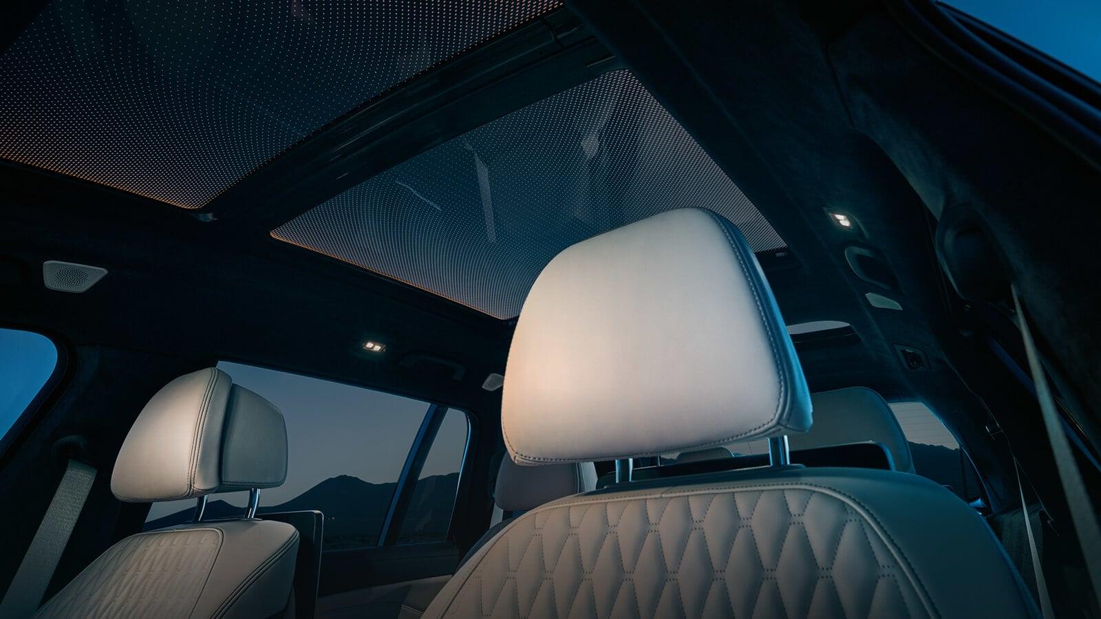 2019 BMW X7 Moonroof