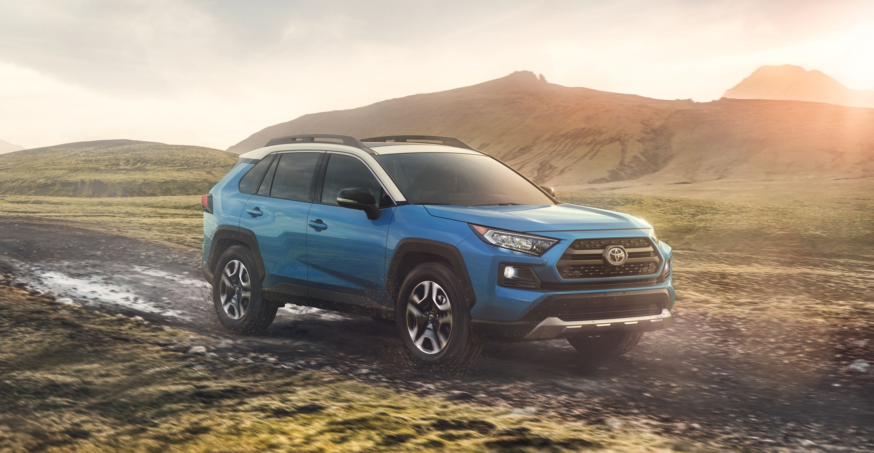 2019 Toyota RAV4 Leasing near Loves Park, IL