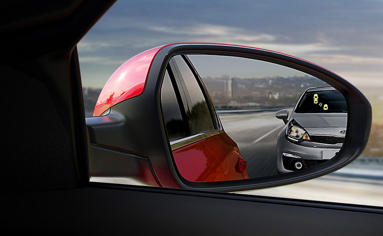 Blind Spot Collision Warning in the Forte