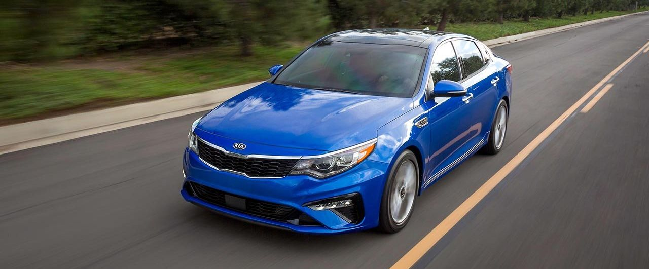 2019 Kia Optima Leasing near La Vista, NE