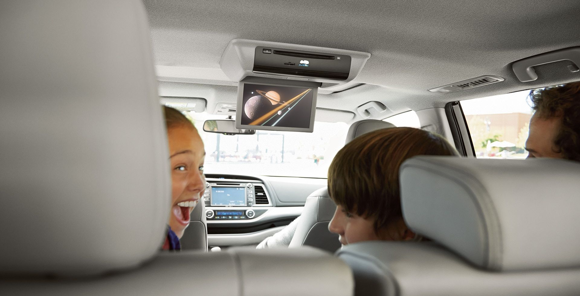 Spacious Seating in the 2019 Toyota Highlander