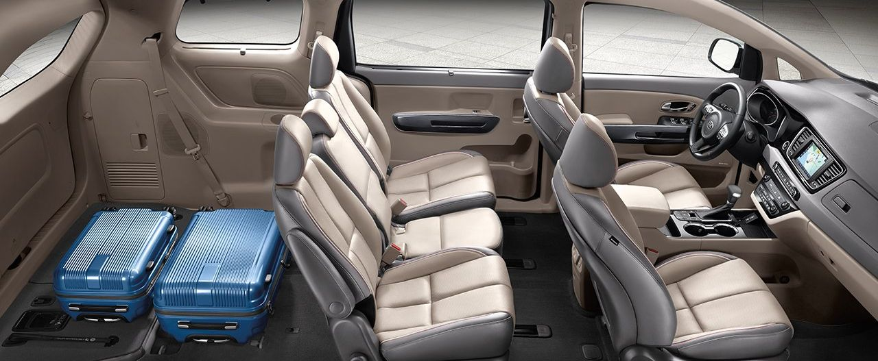 You'll Love All the Space in the Sedona!