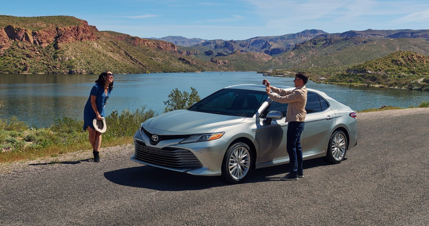2019 Toyota Camry for Sale near Saline, MI