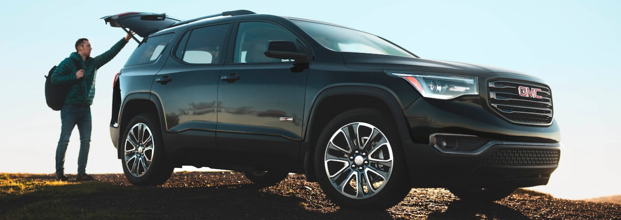 2019 GMC Acadia Leasing near Owosso, MI