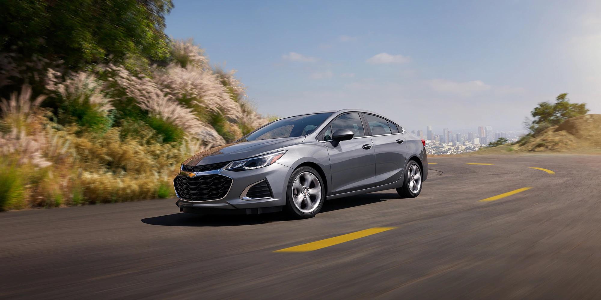 2019 Chevrolet Cruze for Sale near Tulsa, OK - James Hodge