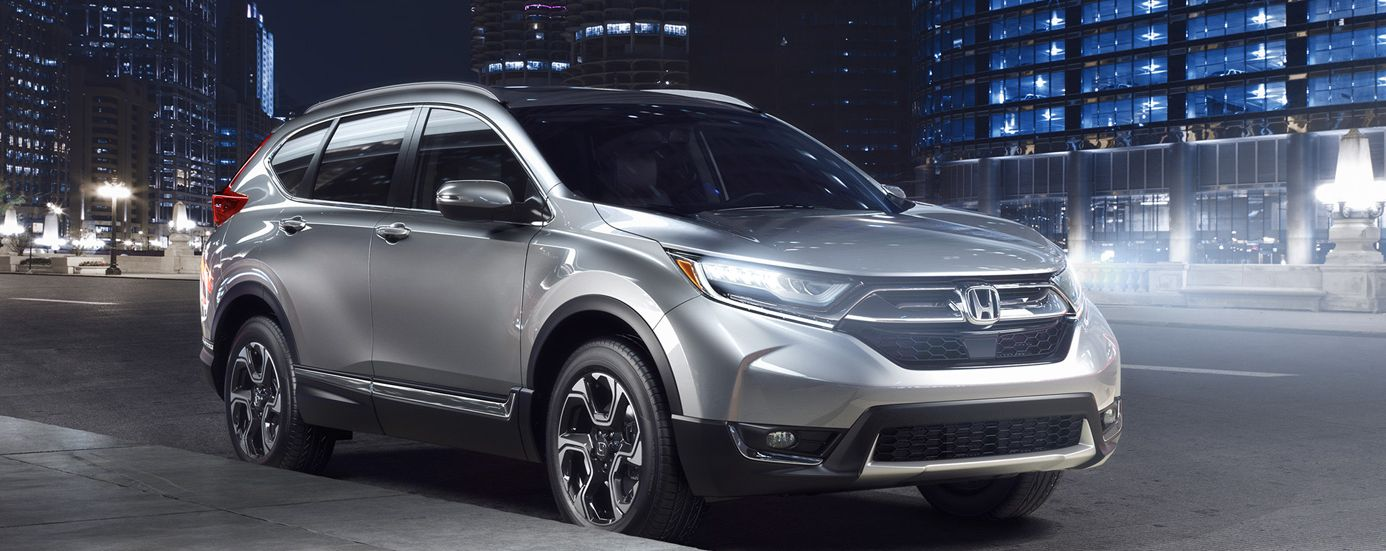 2019 Honda CR-V Leasing near Sacramento, CA