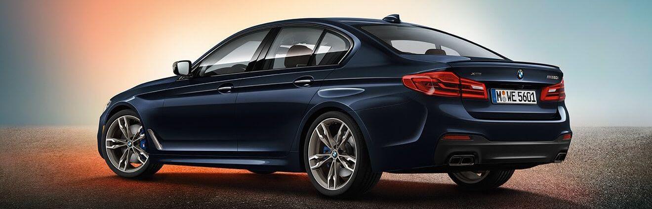 2019 BMW 5 Series vs 2019 Acura TLX near Gary, IN