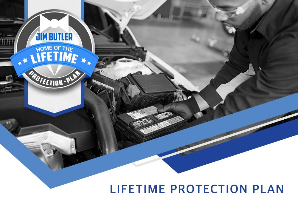 Jim Butler's Lifetime Protection Plan - Jim Butler Kia