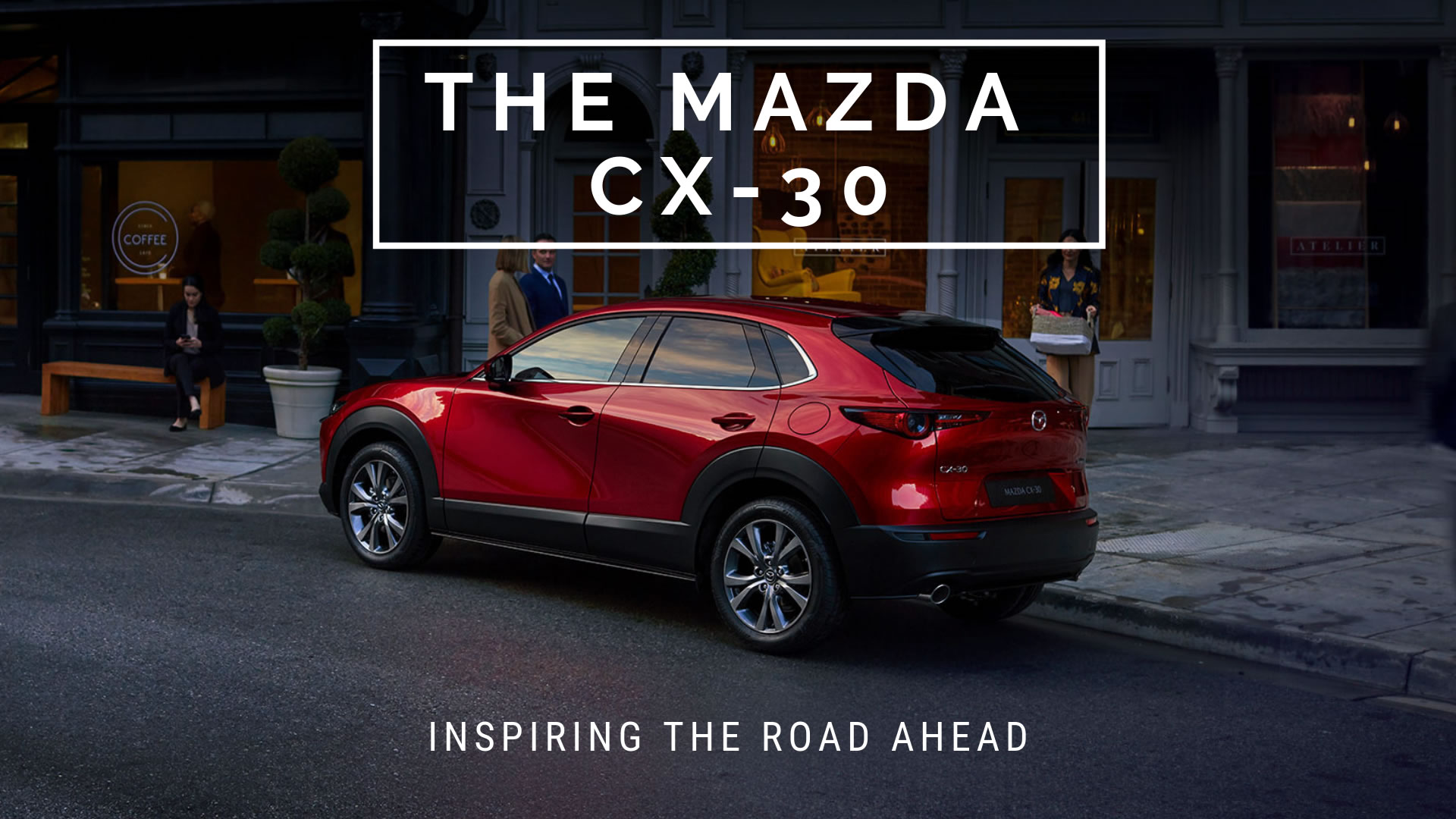 New Mazda CX-30 for sale in Edmonton, AB