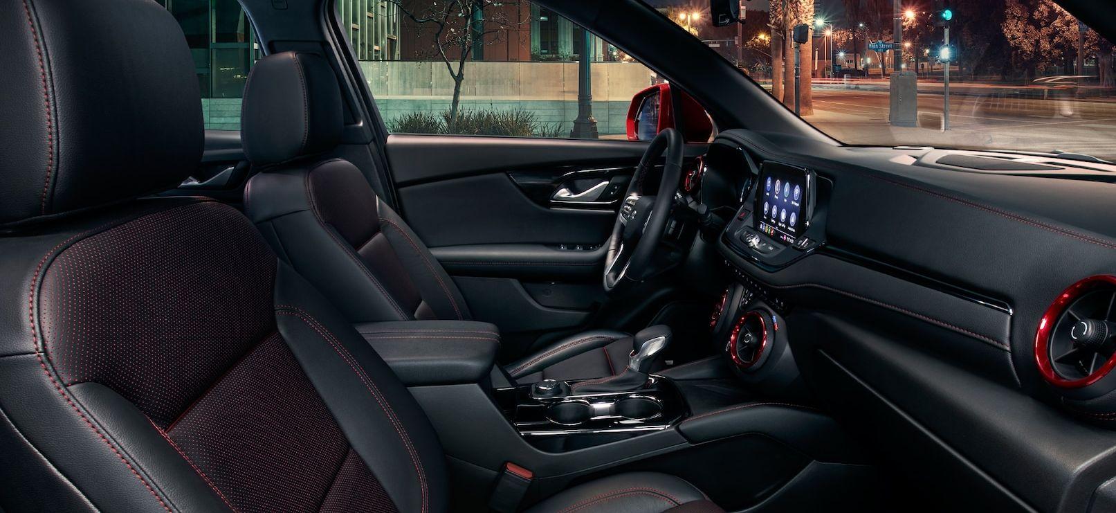 2019 Chevrolet Blazer Cockpit