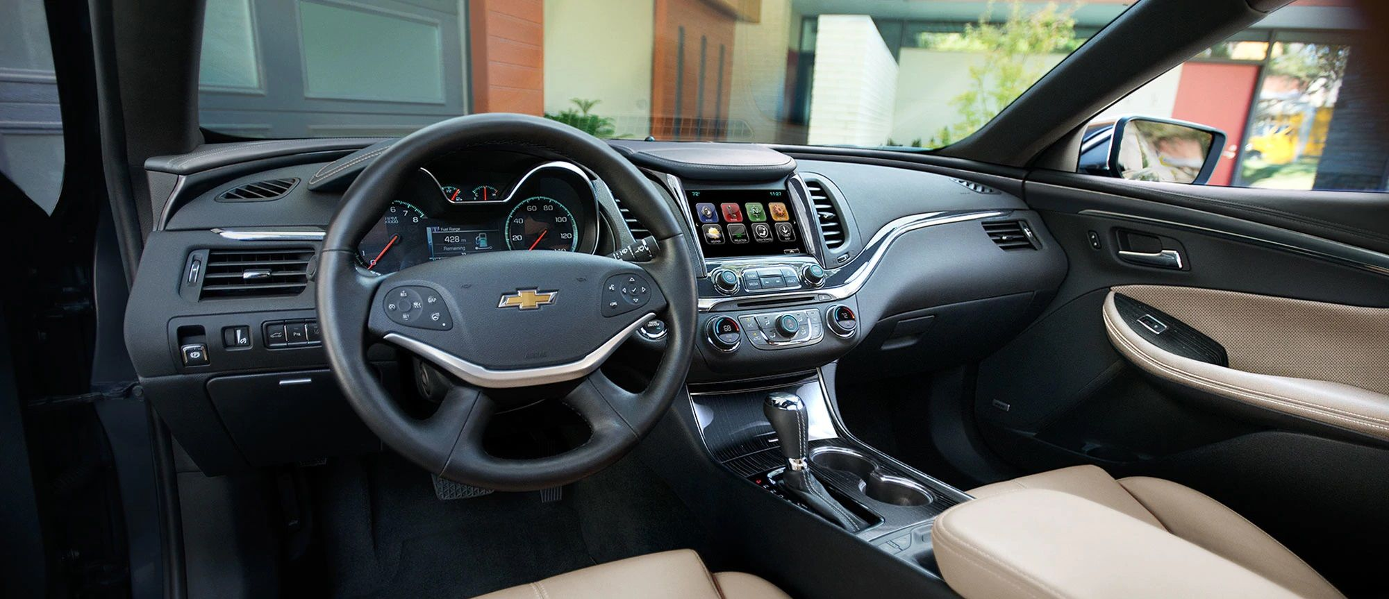 2019 Impala Cockpit