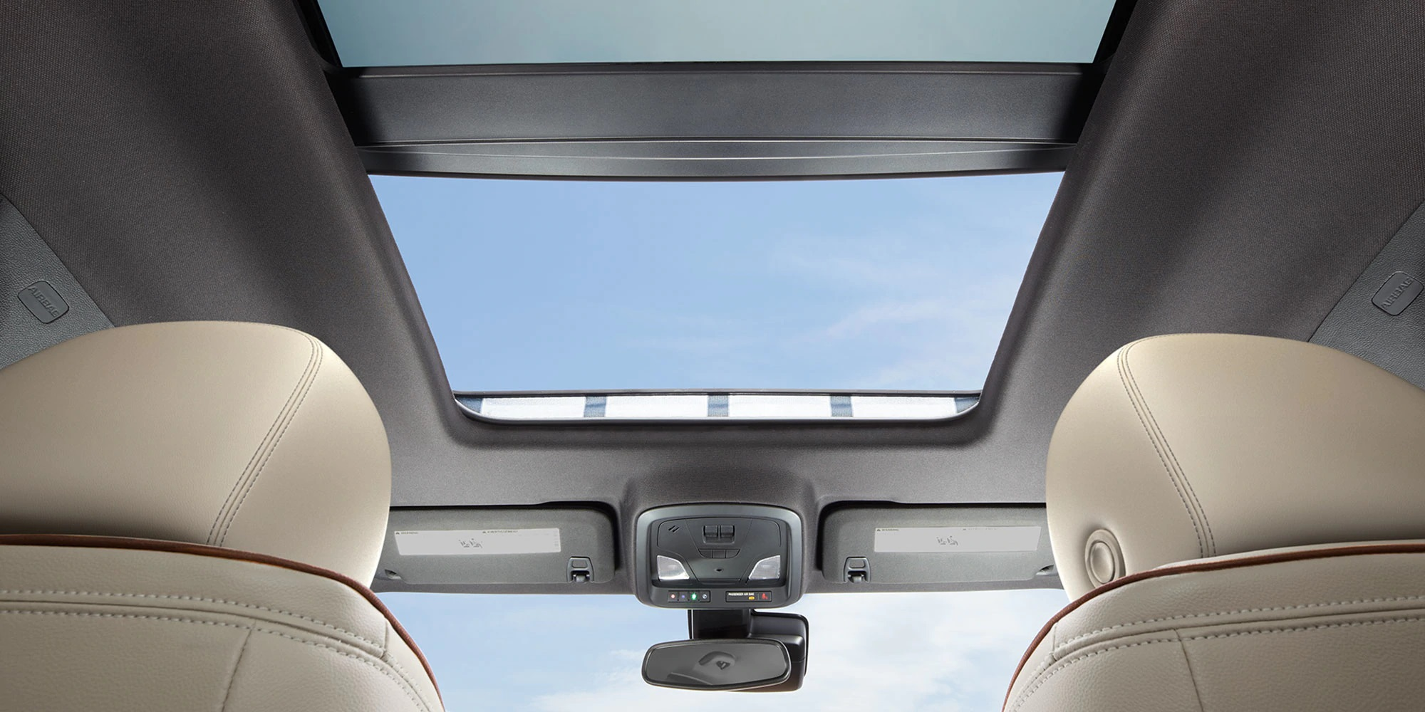 2019 Chevrolet Impala Sunroof