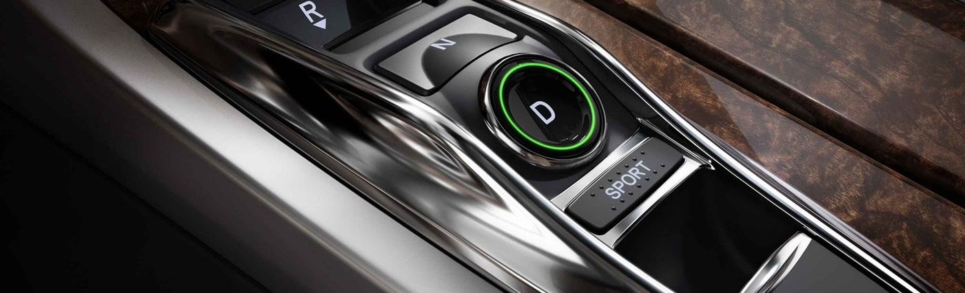 Drive Modes in the 2019 RLX