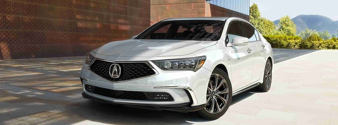 2019 Acura RLX Leasing near Falls Church, VA