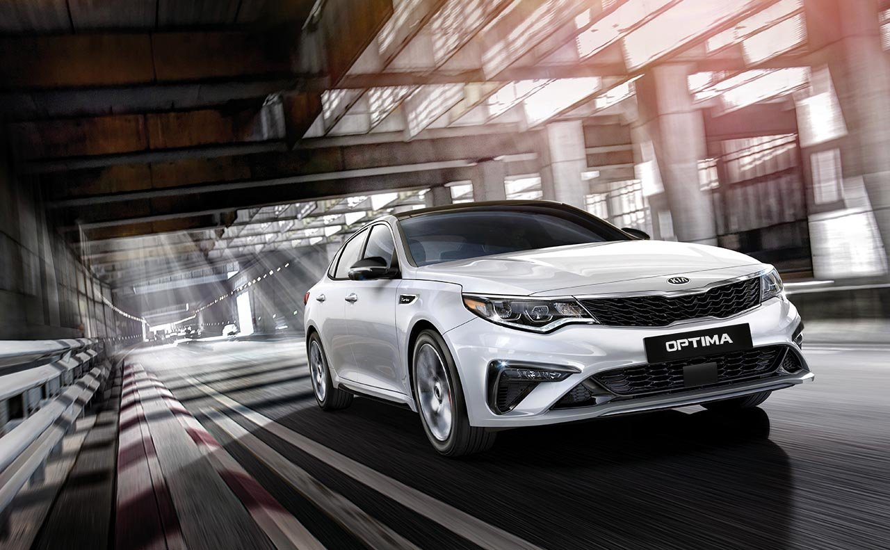 2019 Kia Optima Financing near Norman, OK