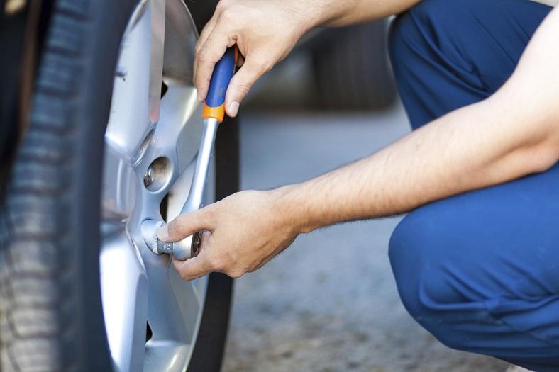 Tire Rotation Service near Houston, TX