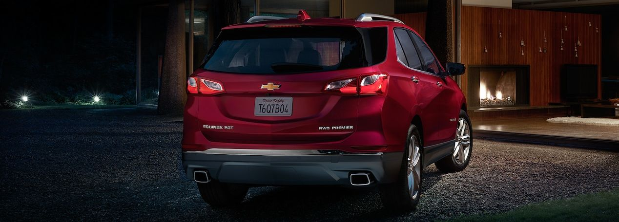 2019 Chevrolet Equinox Leasing near Arlington, VA