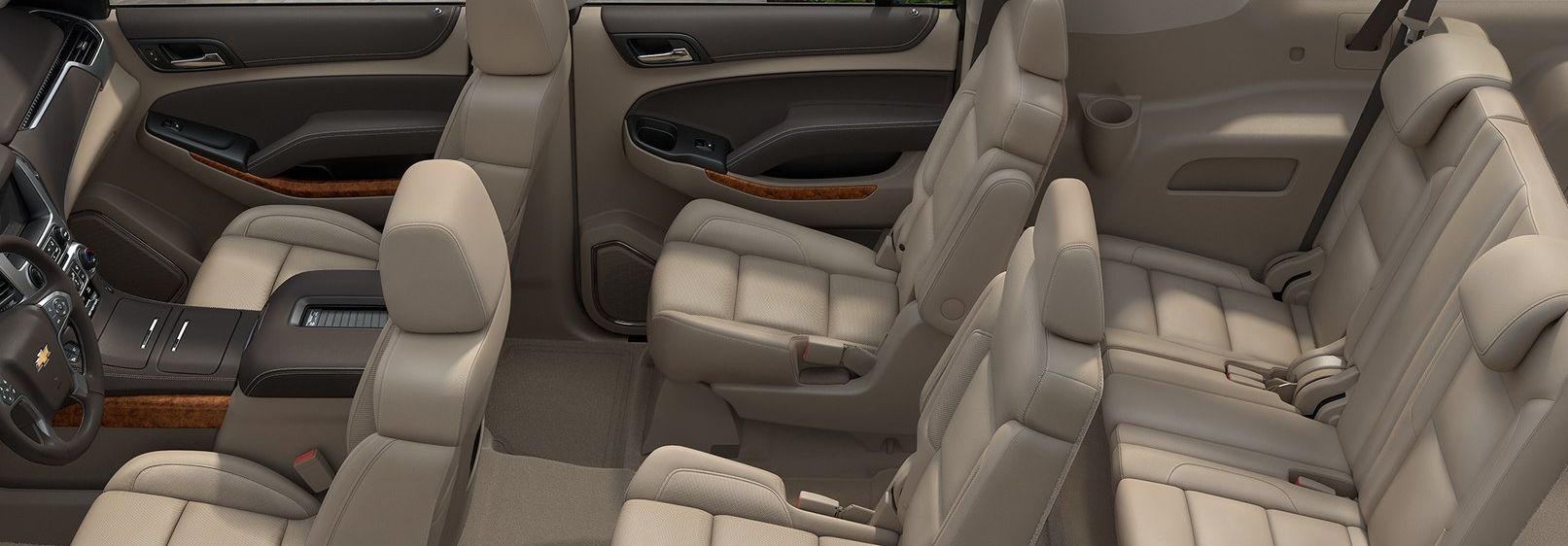 Generous Accommodations in the 2019 Suburban
